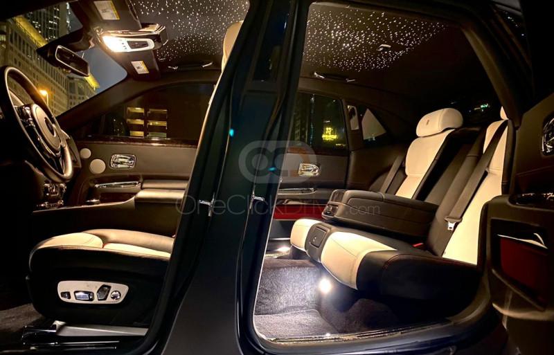Rent 2019 Rolls Royce Ghost Series 5 in Dubai UAE