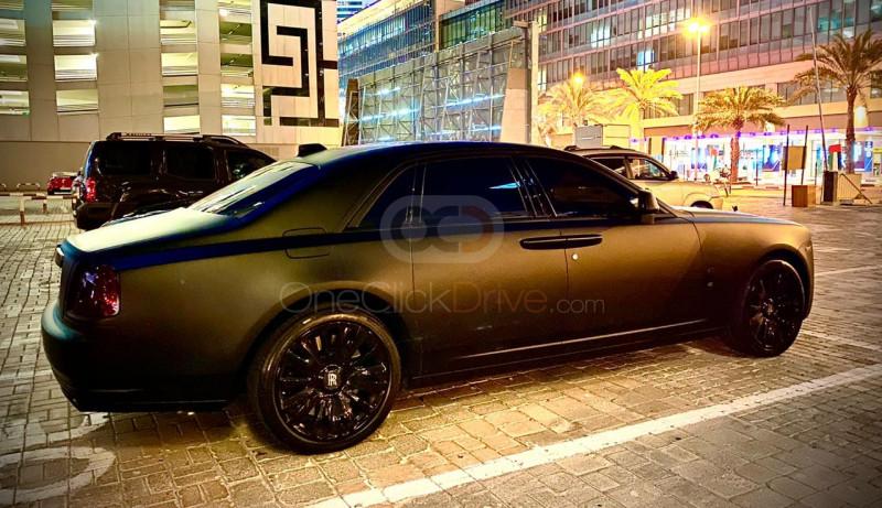 Book Rolls Royce Ghost Series 5 2019 in Dubai