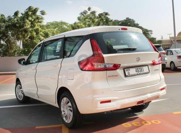 Rent 2020 Suzuki  Ertiga in Dubai UAE
