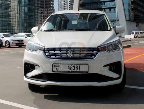 Hire Suzuki  Ertiga - Van Dubai