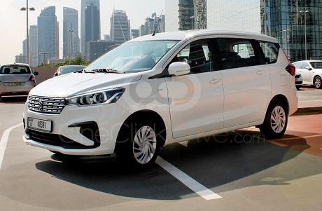 Rent Suzuki  Ertiga in Dubai - Van Car Rental
