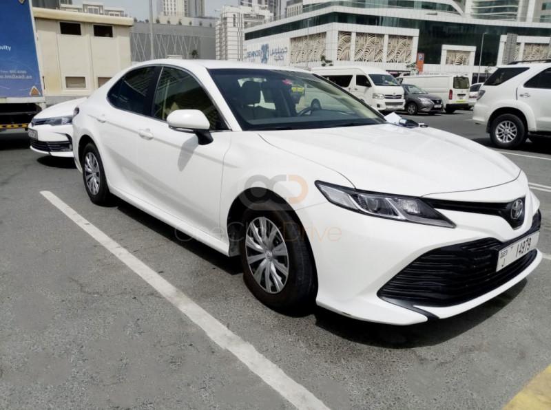 Rent Toyota Camry in Dubai - Sedan Car Rental