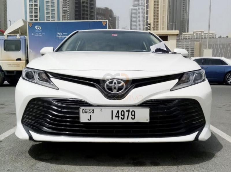 Hire Toyota Camry - Sedan Dubai