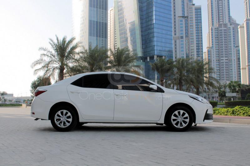 Hire Toyota Corolla - Sedan Ajman