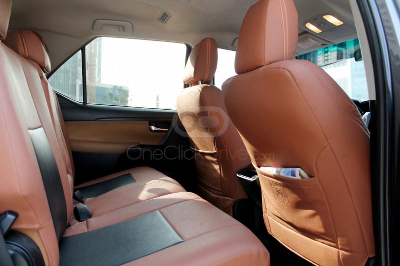 Rent 2016 Toyota Fortuner in Dubai UAE