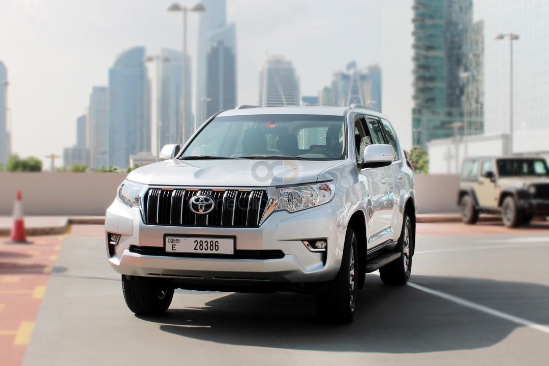 Rent Toyota Prado in Dubai - SUV Car Rental