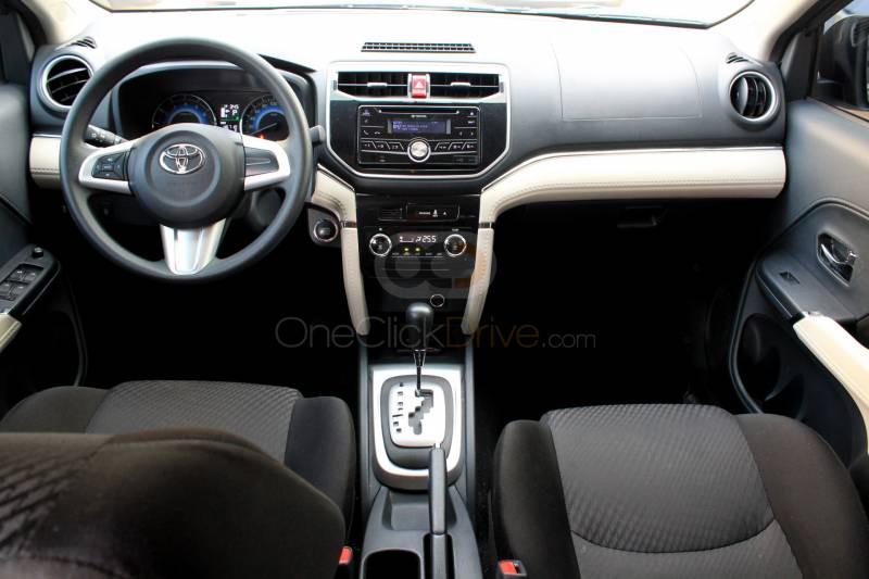 Toyota Rush 2019 Rental - Dubai