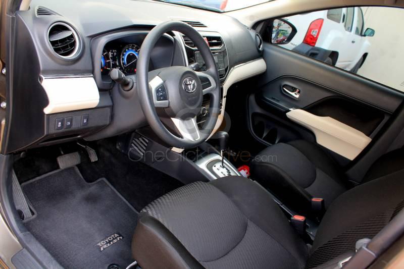 Rent 2019 Toyota Rush in Dubai UAE