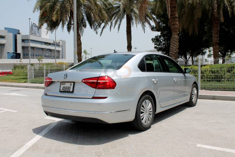 Rent 2016 Volkswagen Passat in Dubai UAE