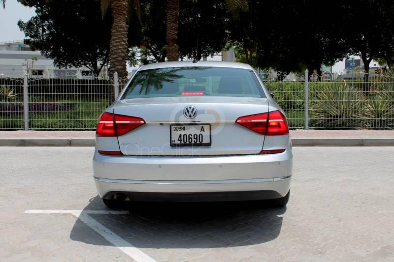 Volkswagen Passat 2016 Rental - Dubai