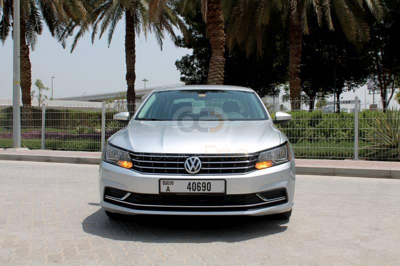 Book Volkswagen Passat 2016 in Dubai