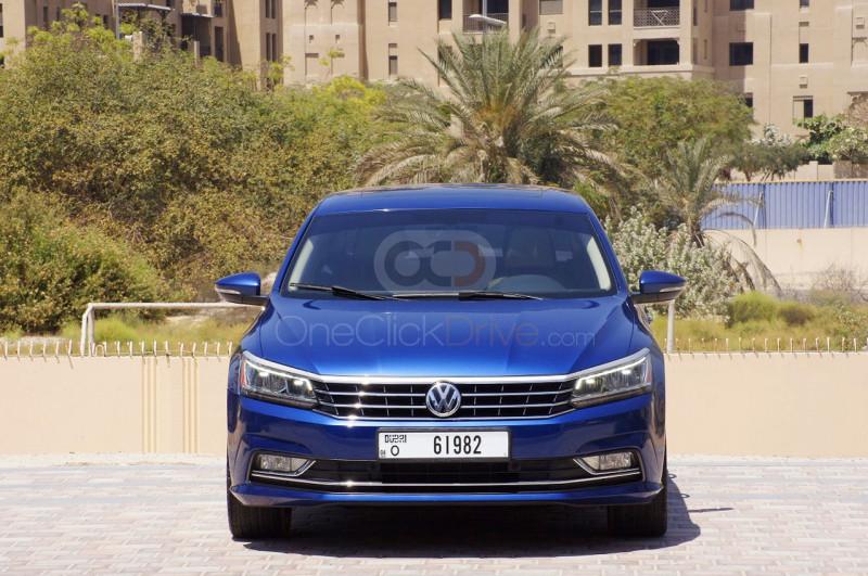 Book Volkswagen Passat 2019 in Dubai