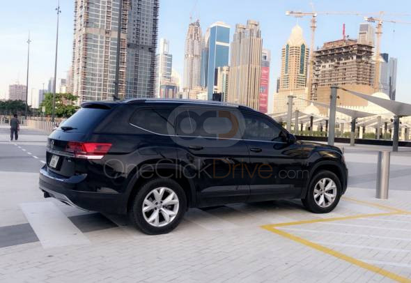 SUV Car Rental Dubai - Price.