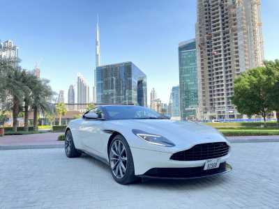 Aston Martin DB11 Price in Dubai - Sports Car Hire Dubai - Aston Martin Rentals