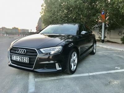 Rent Audi A3 2017