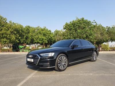 Rent Audi A8 2021