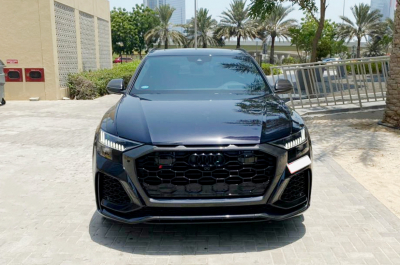 Rent Audi Audi RS Q8  2021