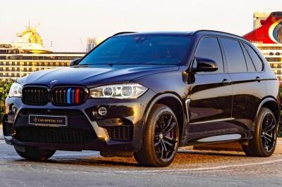 BMW X5 M Power Price in Dubai - SUV Hire Dubai - BMW Rentals