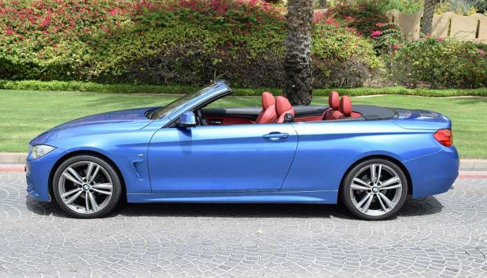 Best 5 Convertible Cars to Rent in Abu Dhabi
