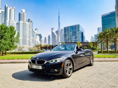 Rent BMW 430i Convertible 2018