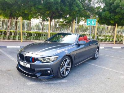 BMW 430i Convertible M-Kit Price in Dubai - Sports Car Hire Dubai - BMW Rentals