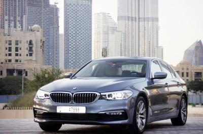 BMW 520i Price in Dubai - Luxury Car Hire Dubai - BMW Rentals