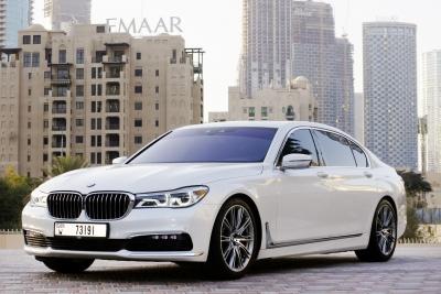 BMW 730Li Price in Dubai - Luxury Car Hire Dubai - BMW Rentals