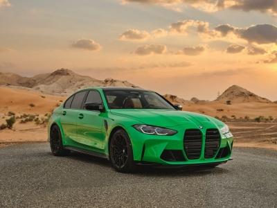 BMW M3 Competition Price in Dubai - Sports Car Hire Dubai - BMW Rentals