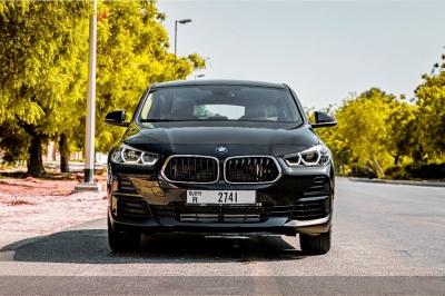 Rent BMW X2 2022