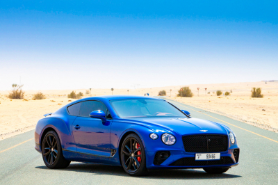 Bentley Continental GT Price in Dubai - Luxury Car Hire Dubai - Bentley Rentals