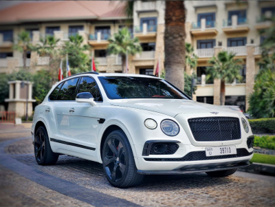 Bentley Bentayga Price in Dubai - Luxury Car Hire Dubai - Bentley Rentals