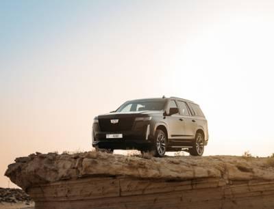 Cadillac Escalade Sport Price in Dubai - SUV Hire Dubai - Cadillac Rentals