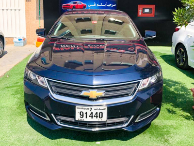 Rent Chevrolet Impala 2017