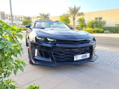 Rent Chevrolet Camaro Convertible ZL1 V6 2020