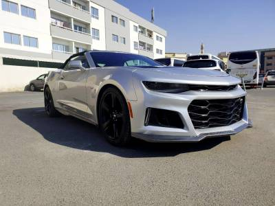 Chevrolet Camaro Convertible V6 Price in Dubai - Sports Car Hire Dubai - Chevrolet Rentals
