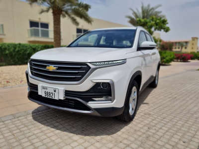Rent Chevrolet Captiva 2021