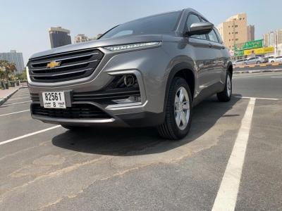 Chevrolet Captiva Price in Dubai - Crossover Hire Dubai - Chevrolet Rentals