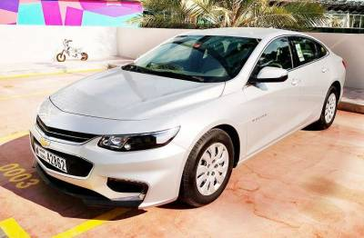 Chevrolet Malibu Price in Dubai - Sedan Hire Dubai - Chevrolet Rentals