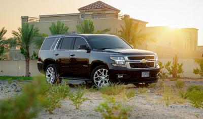 Chevrolet Tahoe Price in Dubai - SUV Hire Dubai - Chevrolet Rentals