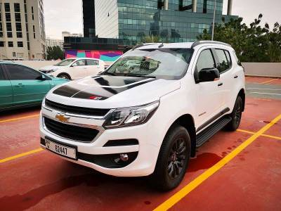 Chevrolet Trailblazer Z71 Price in Dubai - SUV Hire Dubai - Chevrolet Rentals