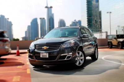 Chevrolet Traverse Price in Dubai - SUV Hire Dubai - Chevrolet Rentals
