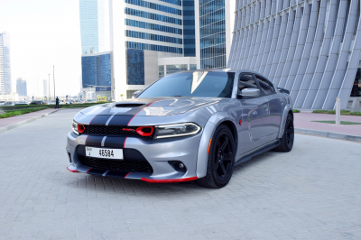 Dodge Charger SRT V8 Price in Dubai - Sports Car Hire Dubai - Dodge Rentals