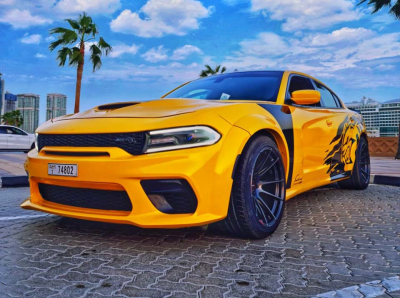 Rent Dodge Charger SRT V8 2018