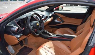 Ferrari 812 Superfast Price in Abu Dhabi - Sports Car Hire Abu Dhabi - Ferrari Rentals