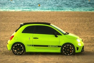 Fiat Abarth Price in Dubai - Compact Hire Dubai - Fiat Rentals