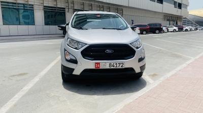 Ford EcoSport Price in Dubai - Crossover Hire Dubai - Ford Rentals