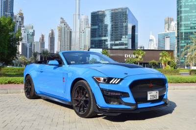 Ford Mustang Shelby GT 350 Price in Dubai - Sports Car Hire Dubai - Ford Rentals