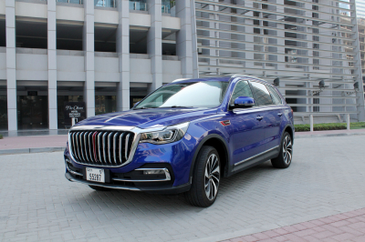 Hongqi HS7 Price in Dubai - SUV Hire Dubai - Hongqi Rentals