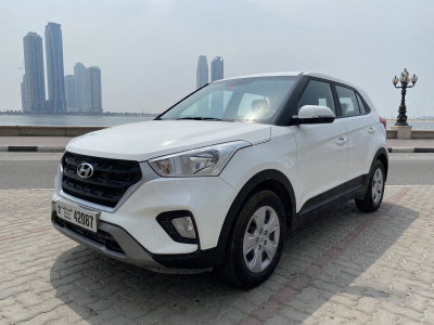 Hyundai Creta Price in Sharjah - Crossover Hire Sharjah - Hyundai Rentals