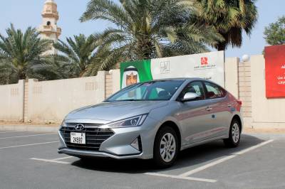 Hyundai Elantra Price in Dubai - Sedan Hire Dubai - Hyundai Rentals